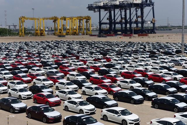Vietnam February car sales fall 29 pct on year