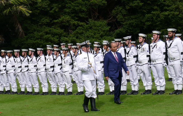 ​Vietnamese premier pays official visit to New Zealand