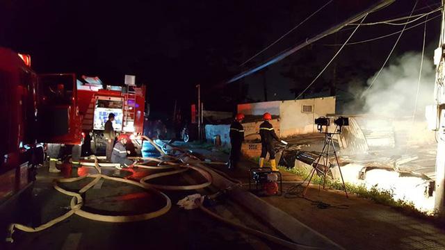 At least 5 dead in fire at old villa in Vietnam's Da Lat