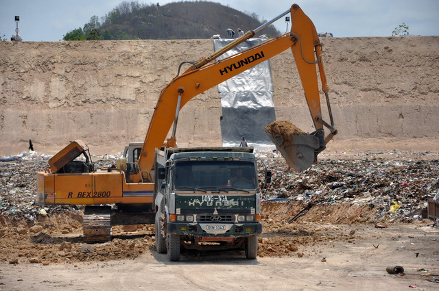 Korean company fined for dumping waste illegally in southern Vietnam
