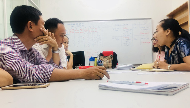 ​In Vietnam, English center leads learners up blind alley with 'guaranteed IELTS score' promise