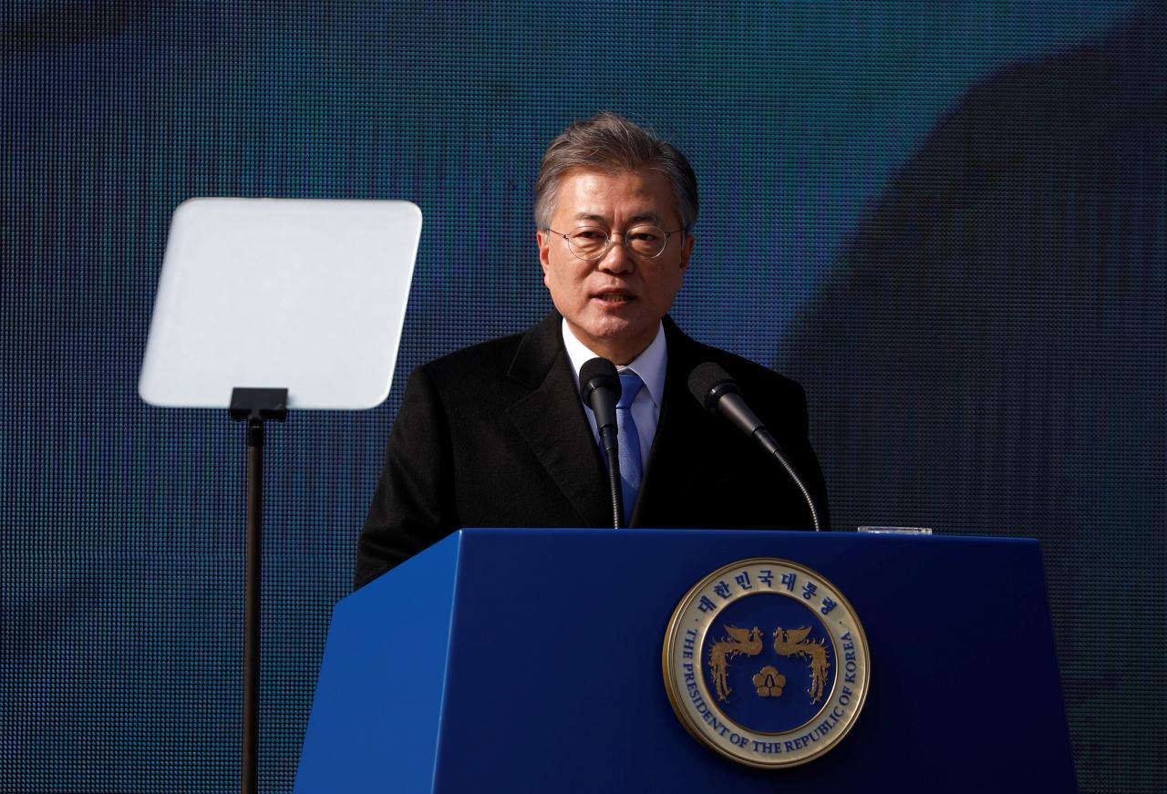 South Korea's Moon to visit Vietnam, UAE next week
