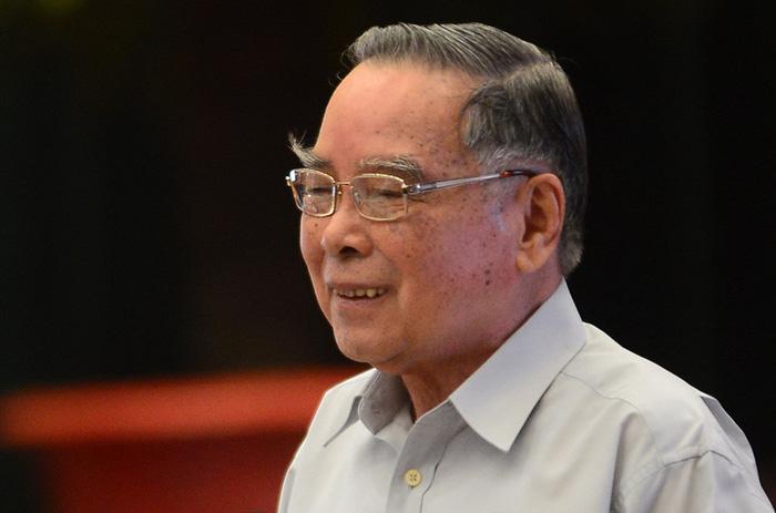 Former Vietnamese premier Phan Van Khai dies aged 85