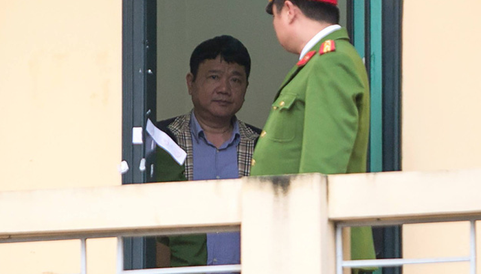 ​Former Vietnamese Politburo member stands trial for second offense at state-owned petrol group