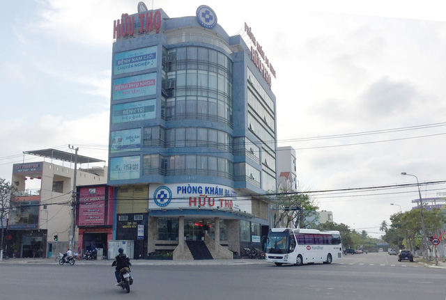 ​Clinic that hires Chinese doctors fined for repeatedly overcharging patients in Da Nang