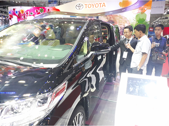 ​Toyota recalls over 20,000 cars with airbag problems in Vietnam