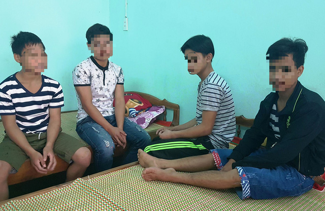 Vietnamese men rescued from Chinese-related trafficking