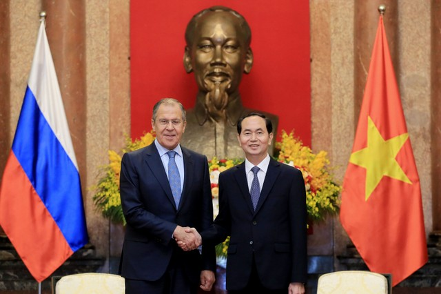 Vietnam looks to boost multifaceted ties with Russia: President