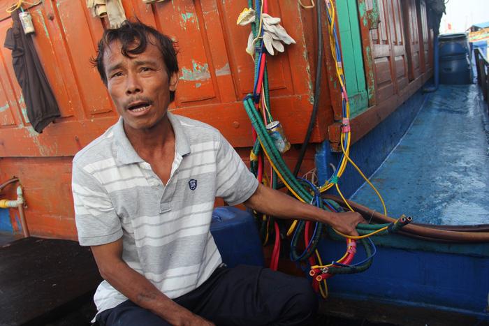 Vietnamese fishermen say ambushed by Chinese vessels in East Vietnam Sea