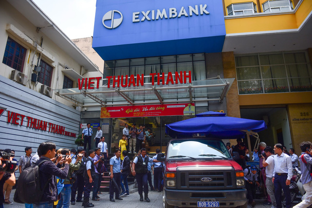 Vietnam's Eximbank employees arrested for role in $10.8mn savings theft