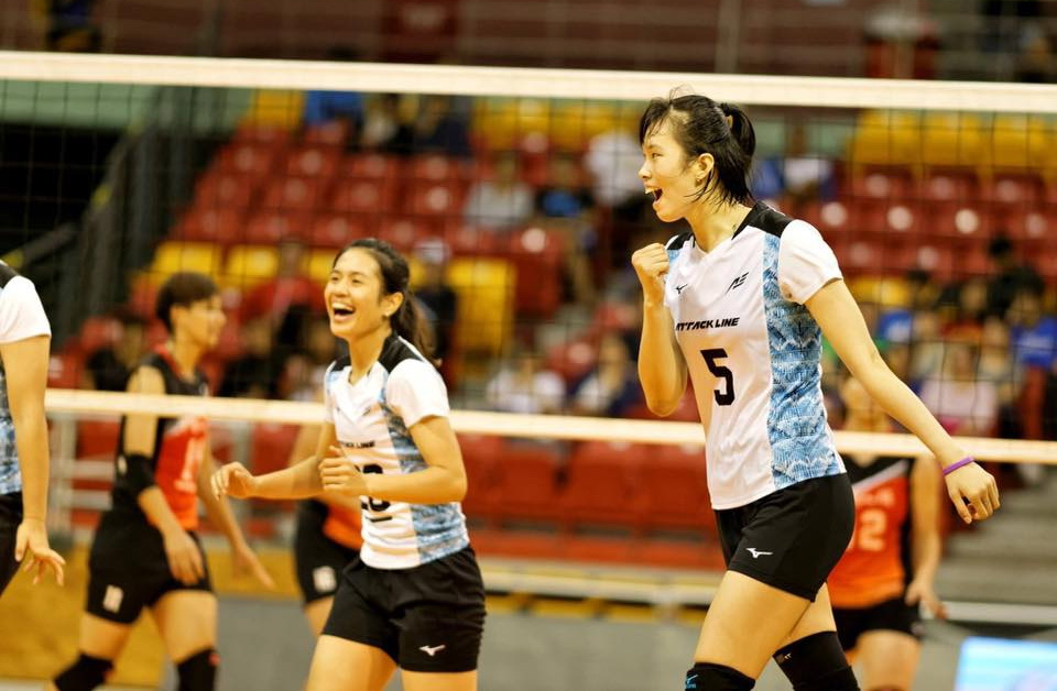 ​Vietnam girl with 'inexplicable' height finds success in professional volleyball