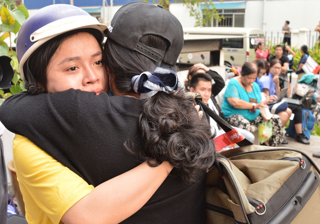 Developer of Saigon apartments where blaze killed 13 accused of non-observance