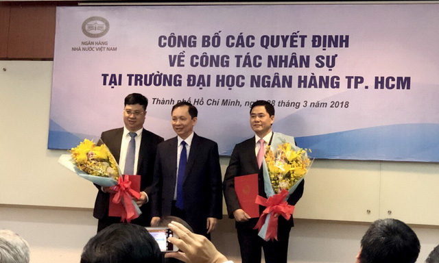 Vietnam's central bank appoints replacement of beleaguered university president