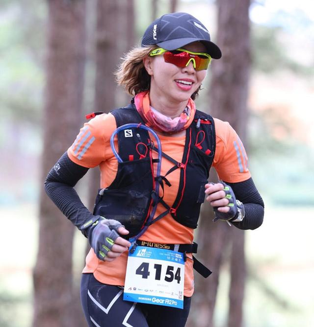 Vietnam's first woman to join North Pole Marathon