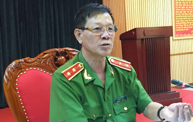 Vietnam probes former top police chief for role in massive online gambling ring