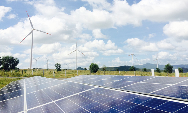 $38mn solar power plant to be built in south-central Vietnam
