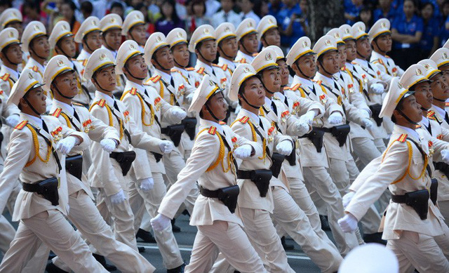 Vietnam's police ministry beefs up discipline in wake of police-related corruption cases