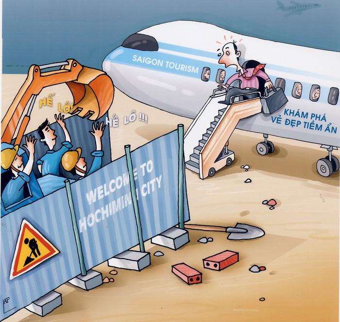 Vietnam kicks off national caricature contest for 2018