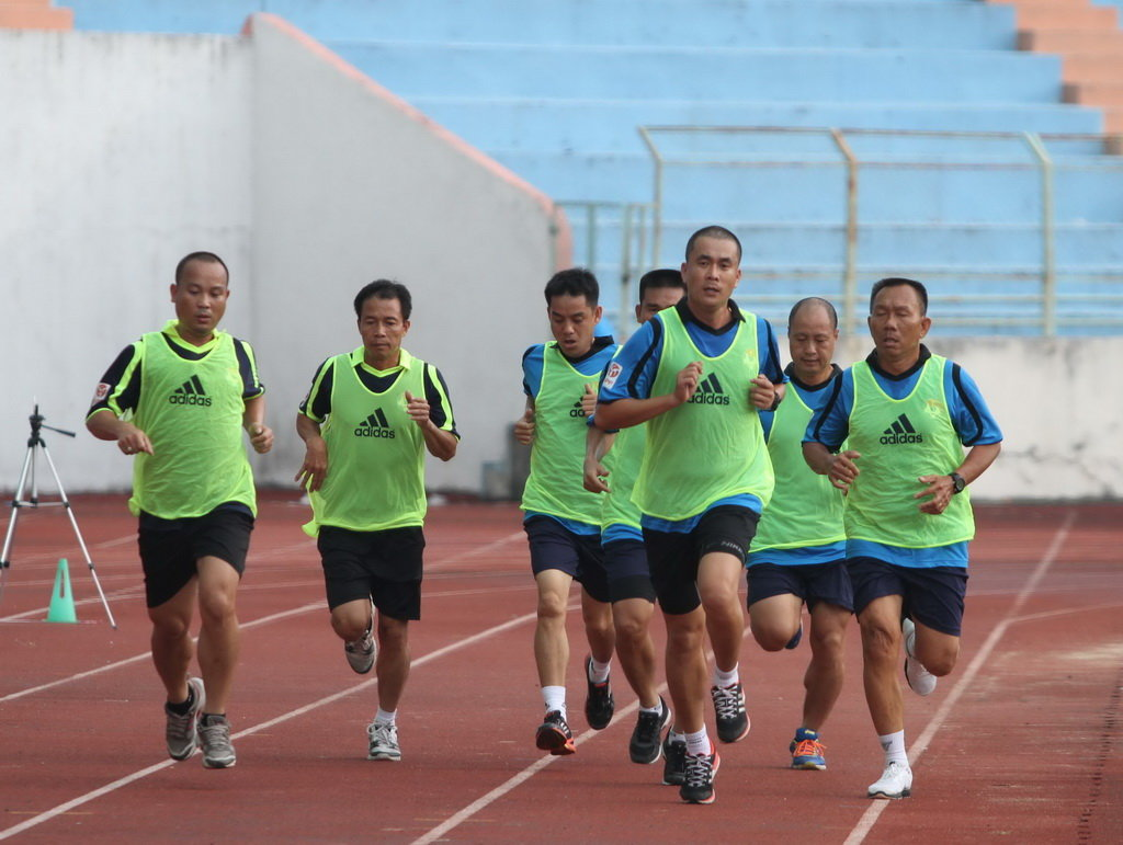 Vietnamese football referee dies after fitness test