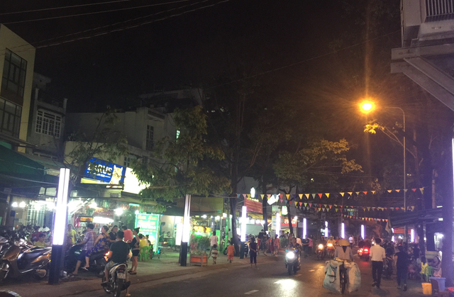​Saigon 'snail street' turned into official food street