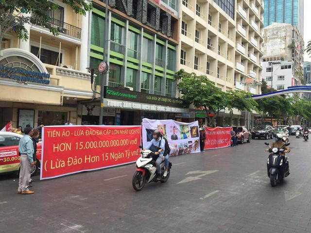 Massive $660mn cryptocurrency fraud under investigation in Ho Chi Minh City
