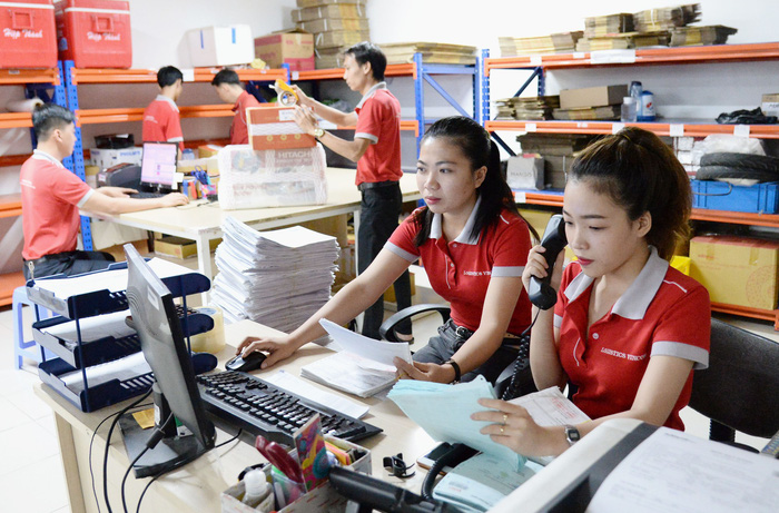 ​Vietnamese e-commerce booms, with rosy future