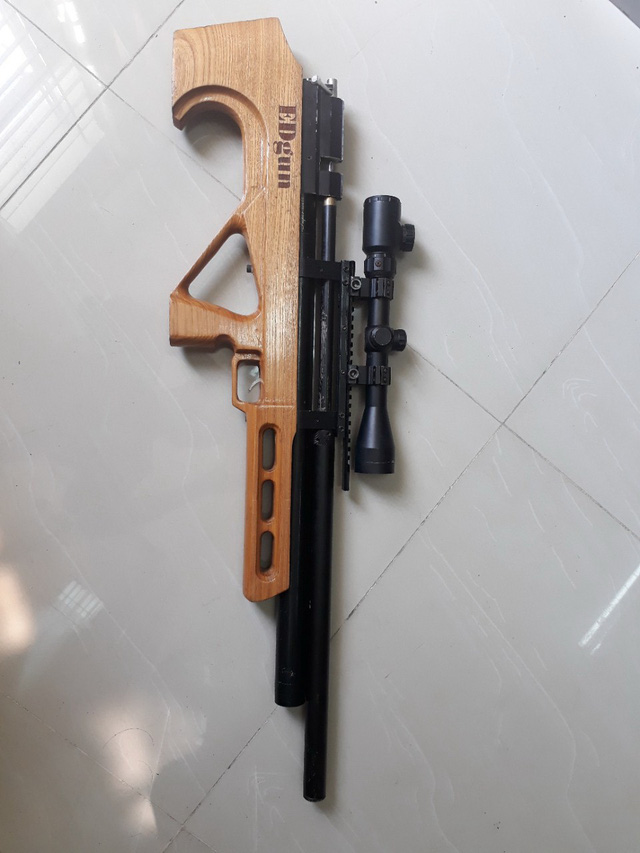 Vietnamese man arrested for selling homemade airguns