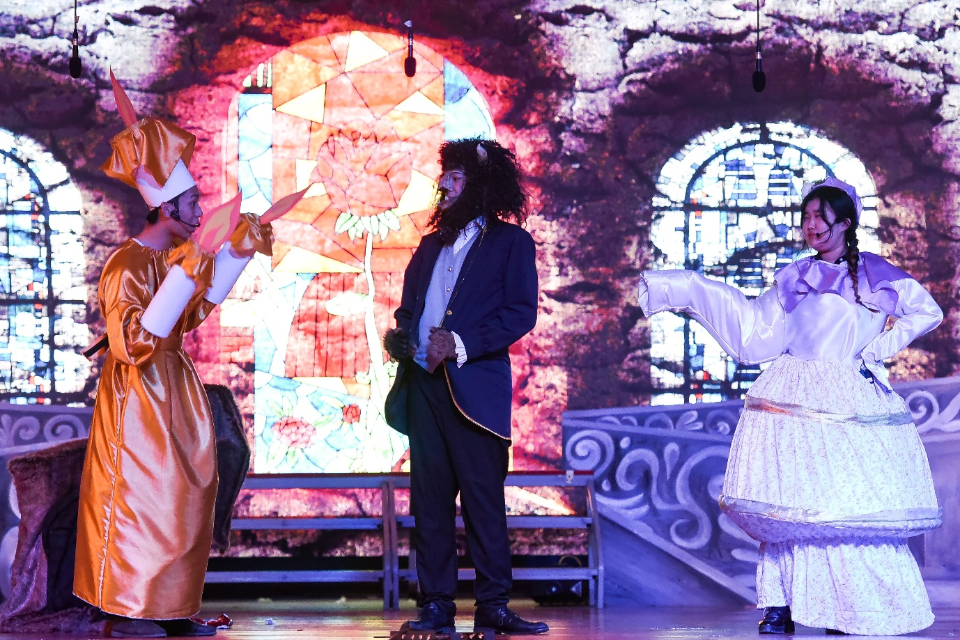 ​BIS Hanoi successfully presents Disney musical 'Beauty and the Beast'