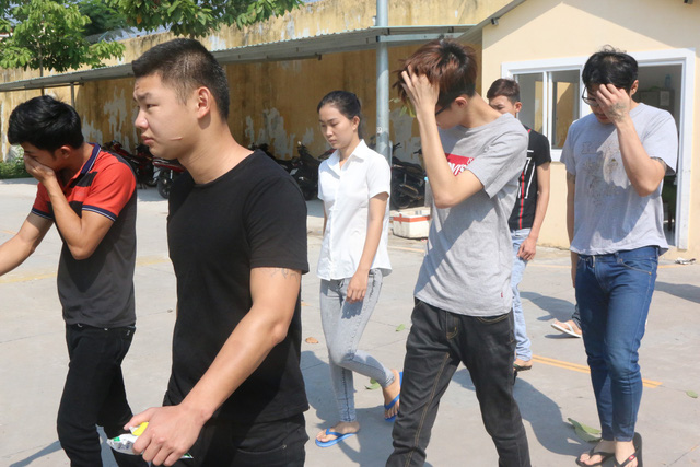 ​Taiwanese, Vietnamese suspects arrested over $440,000 phone scams