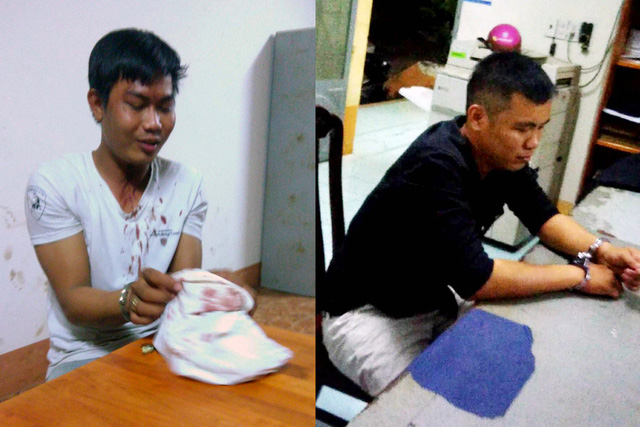 Traffic police attacked after pulling over men for breath test in southern Vietnam