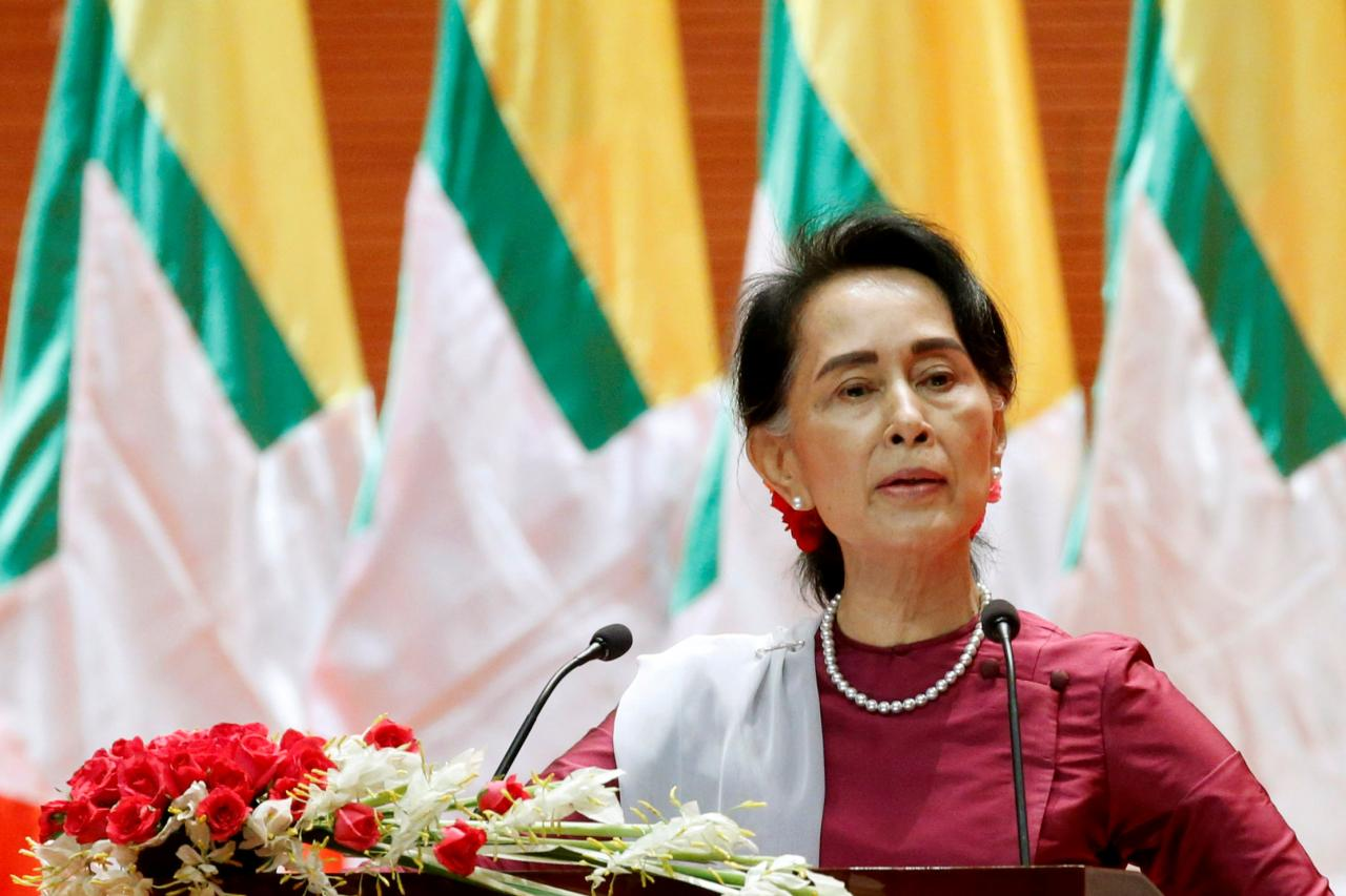 ​Myanmar State Counselor to pay official visit to Vietnam this week