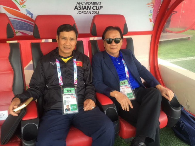 Vietnam manager rapped for vacationing after women's team eliminated from World Cup qualifiers