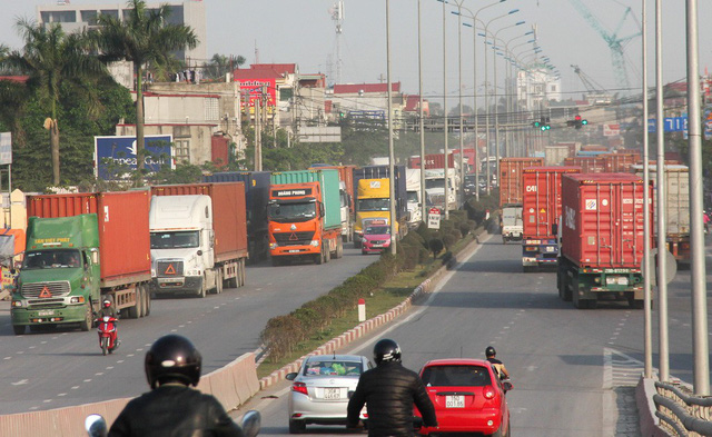 ​High logistical costs place huge burden on Vietnamese businesses