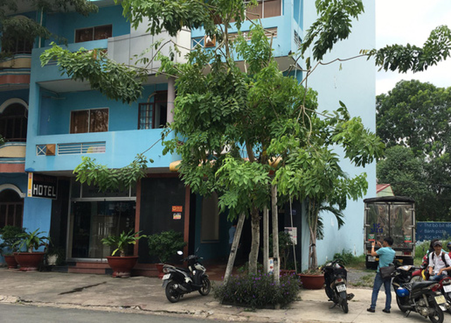 Vietnamese police officer found dead by hanging in hotel room
