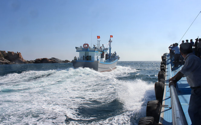 ​China's ban on fishing in Vietnam's waters is void: official
