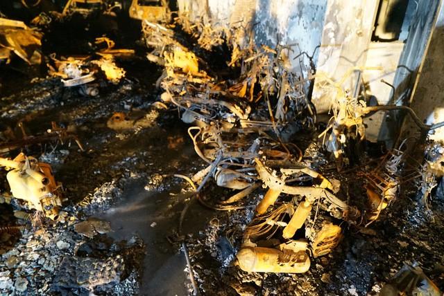 Developer apologizes, pledges further compensation for Saigon apartment fire victims