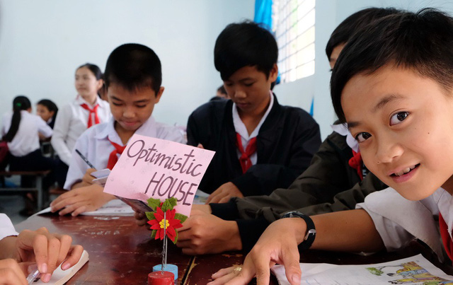 ​'Teach for Vietnam' opens door to bigger world