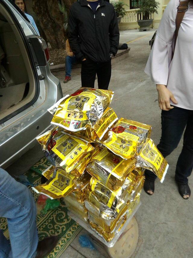 Vietnam police seize 30kg of methamphetamine