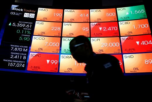 SE Asia Stocks-Indonesia, Vietnam plummet on foreign outflows