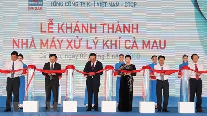 PetroVietnam Gas starts up $439 mln LPG processing facility