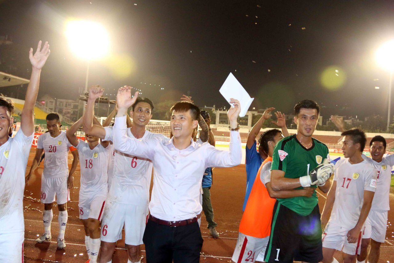 Vietnam star leaves chairmanship of Ho Chi Minh City club for football academy