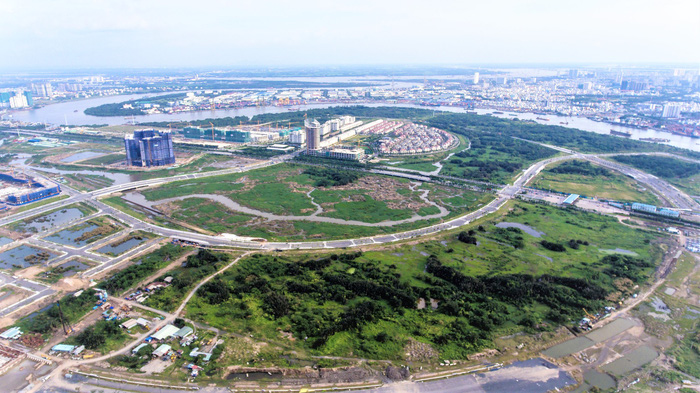 Design of Ho Chi Minh City's future center 'vanishes' amid land compensation disputes
