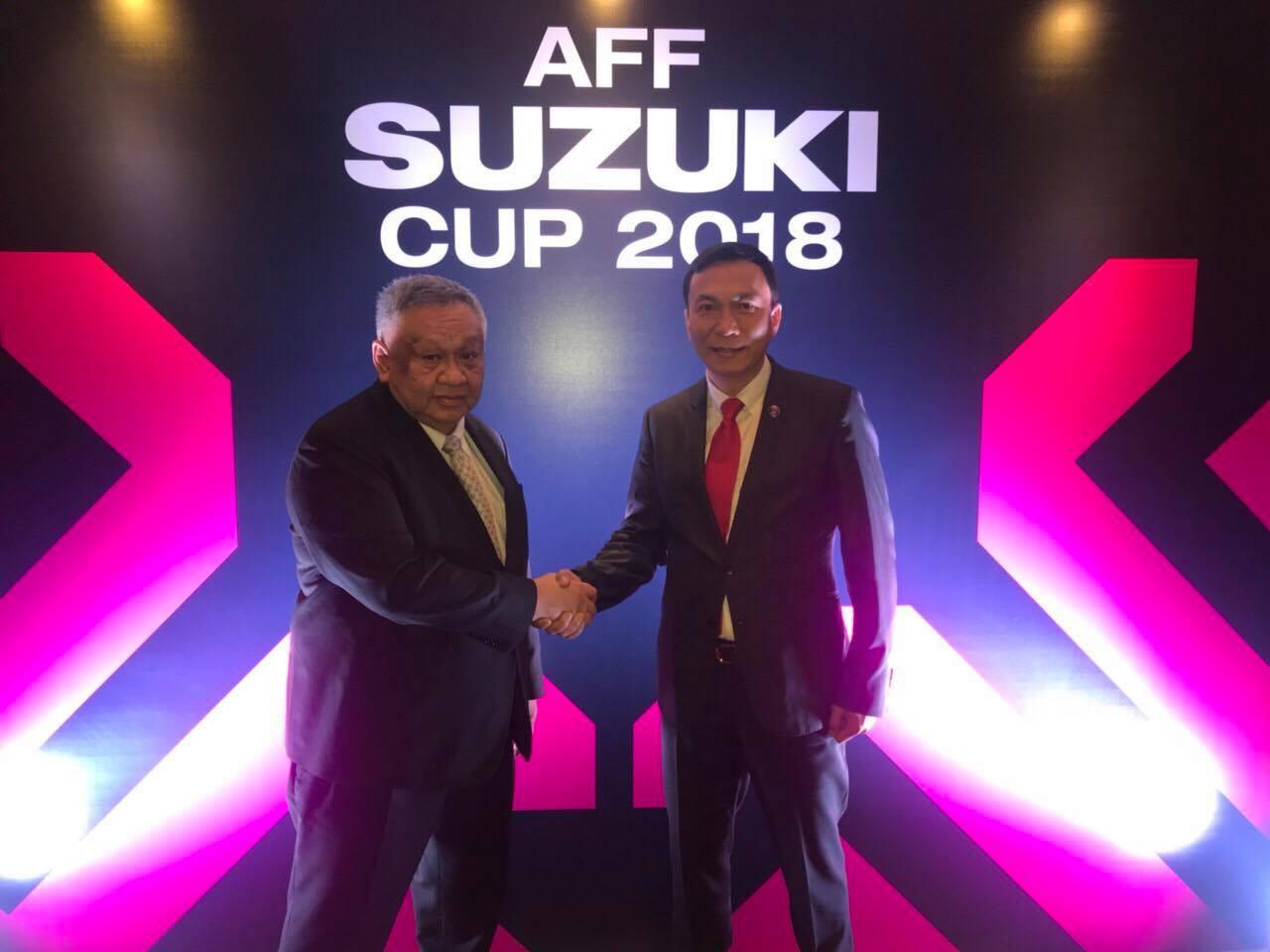 Vietnam hold high hopes for final berth at 2018 SE Asian football championship