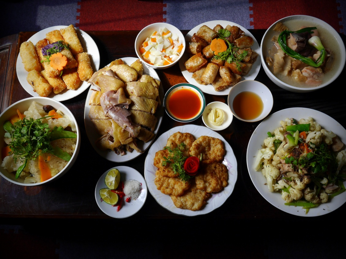 Hanging on to your Vietnamese food culture