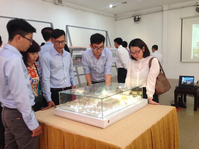 Ho Chi Minh City seeks feedback on new administrative building
