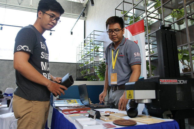 Fablab Asia Network Conference converge on Vietnam for yearly meeting