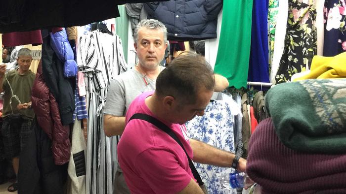 Russian Market in Ho Chi Minh City