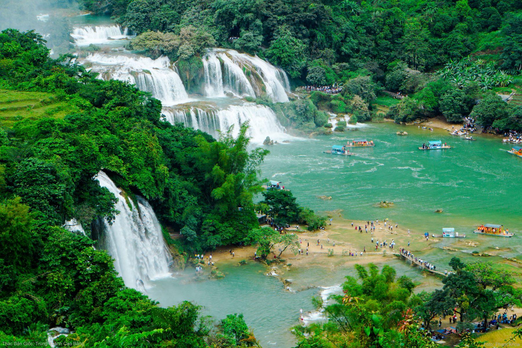 Vietnamese park recognized as UNESCO Global Geopark