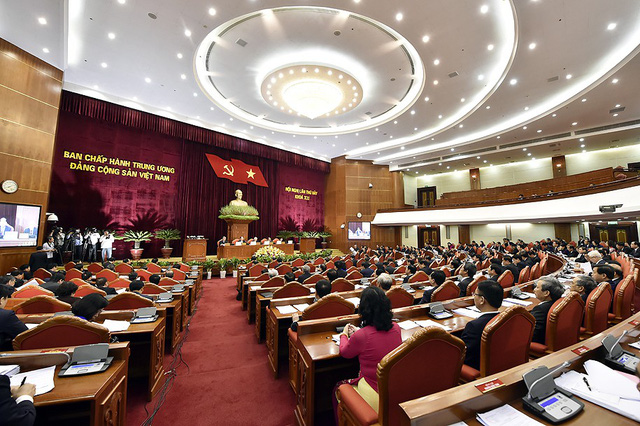 7th plenum of Vietnam's Party Central Committee begins in Hanoi