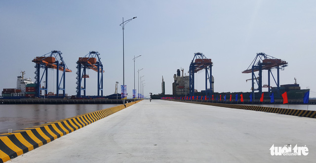 Vietnam inaugurates $264m deepwater seaport